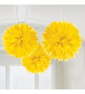 Gula pompoms 3-pack