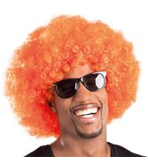 Afroperuk orange