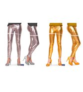 Disco leggings Vuxen