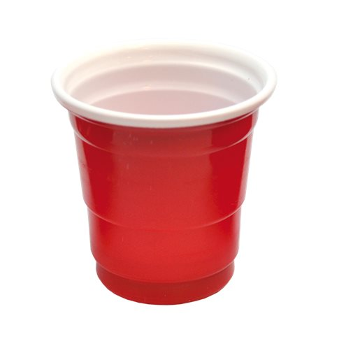 Collegemuggar shotglas 24-pack