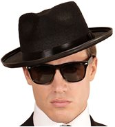Blues Brother Hatt