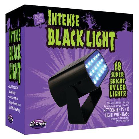 Intense UV Blacklight Ledlampa Kalaskompaniet.se