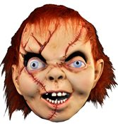 Chucky Deluxe Mask