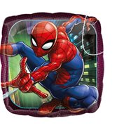 Spiderman Heliumballong