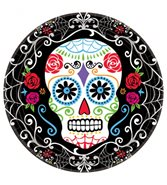 Day Of The Dead Tallrikar