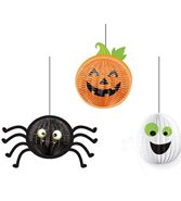 Halloween Honeycombs 3-Pack