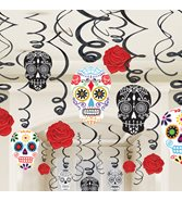 Day Of The Dead Spiraler 30-Pack