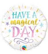 Have A Magical Day Heliumballong