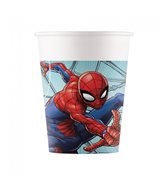 Pappersmugg Spiderman